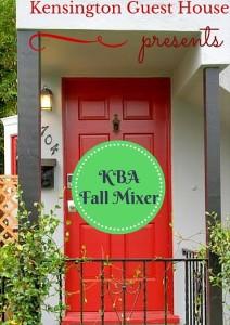 KBA Fall Mixer